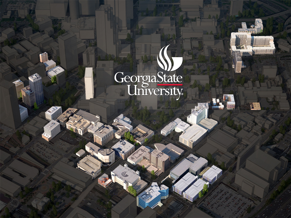 Georgia State University Mobile Interactive Virtual Experience